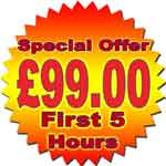 Glossop driving lessons special offers